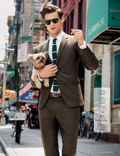 Men's suit fashion - Trendy Key