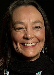 Tantoo Cardinal  Actor, speaker, co-founder of Saskatchewan Native Theatre Company.