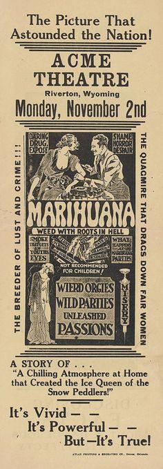 Marihuana (Roadshow Attractions, 1936) III