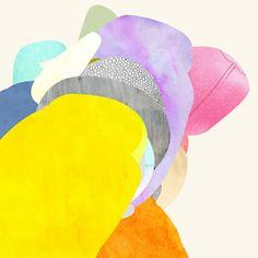 Exploring Color III by Zabu Stewart