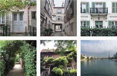 12 Instagrams inspirants pour les amoureux de Paris
