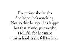 MAYBE, JUST MAYBE, HE'LL FALL FOR ME JUST AS HARD AS I FELL FOR HIM.