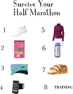 Survive Your Half Marathon