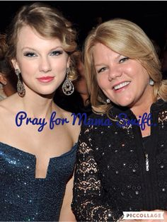 You may know that Mama Swift sadly was diagnosed with cancer. Please pray for her and Taylor Swift, it must be very hard for both of them. Doctors may say that cancer is completely incurable, but God can do anything, even impossible so if it is impossible then God can do it. I believe that God can heal Mama Swift so please pray for her and ask anyone else you know to pray for her. She is a lovely person and doesn't deserve cancer
