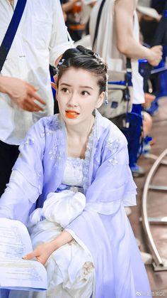 Angelababy, Asian Beauty, Chef Jackets, China, Fashion, Colors, Traditional, Moda, Fashion Styles