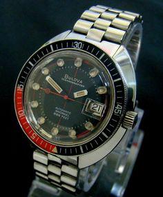 15ac8276c73 105 melhores imagens de Vintage diver watches