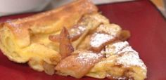 GermanApplePancakeHeader | German Apple Pancake
