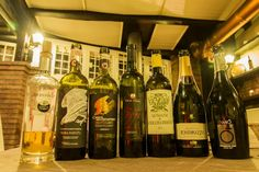 Pair 6 different Italian wines with 6 regional courses at Eating Italy's wine tasting dinner