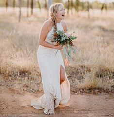 Now available in our Yuba City store! {BOOK NOW} Oh girl just get it out for all to hear! Laughing brings joy and joy fills our heart. Boho Wedding Dress, Wedding Gowns, Yuba City, Laid Back Wedding, Flower Girl Dresses, Prom Dresses, Traditional Wedding, Engagement Photos, Laughing