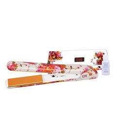 Look at this CHI Abstract Beauty Rocket 1'' Flat Iron on #zulily today!