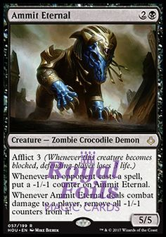 Welcome to Royal Foils Magic Cards! We specialize in premium, collector-worthy FOIL Magic the Gathering cards. Mtg Decks, Magic The Gathering Cards, Thing 1, Magic Cards, Black Card, Wizards Of The Coast, Game Art, It Cast, Letters
