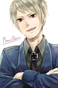 The awesome Prussia!