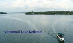 The backwater cruise between Ashtamudi and Alleppey is considered to be the longest in #Kerala and is the best experience to intimately experience the best backwaters in Kerala . Ashtamudi #lake is the best place to enjoy the serene beauty of the #coconut groves and palm trees along the banks the backwaters.