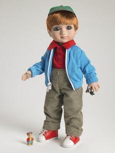 Mary Engelbreit Collection - Warm and Cozy | Tonner Doll Company - #MaryEngelbreit #AnnEstelle #ChildDolls #TonnerDolls