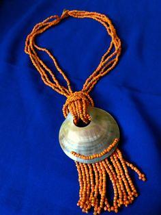 Gyöngy nyaklánc kagylóval Washer Necklace, Beautiful, Jewelry, Jewellery Making, Jewerly, Jewelery, Jewels, Jewlery, Fine Jewelry