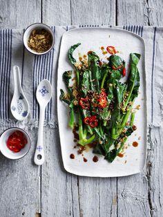 Chinese broccoli sti