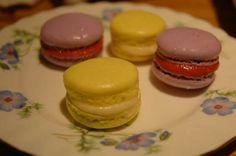 more macarons I made :)