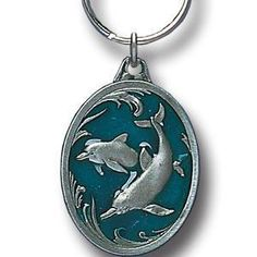 Siskiyou Automotive Metal Key Chain Buffalo Western Enameled Details KR226E