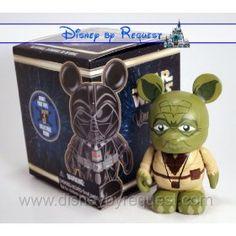 Disney Star Wars Vinylmation Yoda $17.99
