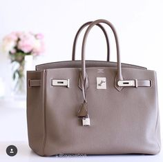 Hermes Bags, Hermes Handbags, Hermes Birkin, Fashion Handbags, Fashion Bags, Branded Bags, Backpack Purse, Cloth Bags, Luxury Bags