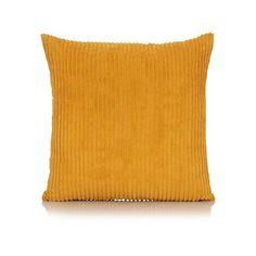 George Home Jumbo Cord Cushion 50x50cm - Various Colours | Cushions | George at ASDA