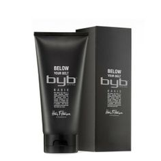 Byb - Below Your Belt Basic Shave Cream for Men by Hans F Hansen by Byb - Below Your Belt. $34.95. Focuses on the private part of the man.. The new revolutionary grooming product for men.. Specially designed to treat sensitive and irritated skin as it nourishes, soothes while shaving.. The new revolutionary grooming product for men. BYB or Below Your Belt is a vital part of the grooming a modern man needs. Men's BYB Shaving Cream is specially designed to treat sens...
