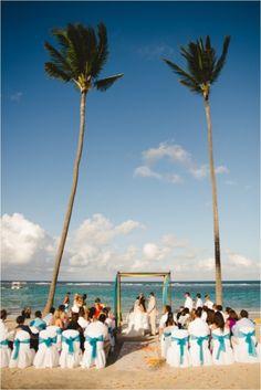 Destination Wedding Photography - Dominican Republic - Ocean Blue & Sands - Photos