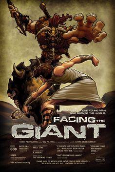 Goliath Poster by eikonik.deviantart.com on @deviantART