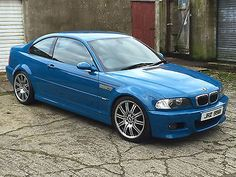 2002 bmw e46 m3 #laguna seca blue #manual #coupe ,  View more on the LINK: 	http://www.zeppy.io/product/gb/2/322016197821/