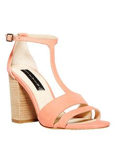 Shoes | Women's Shoes | Olyvia High-Heel Sandals | Lord and Taylor. Steve  Madden ...