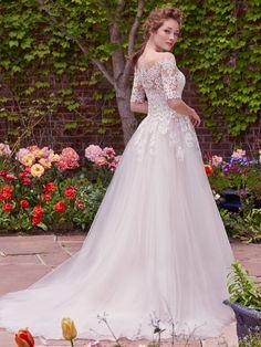 Rebecca Ingram Wedding Dress Yvonne 7RW344