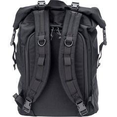 MIS Mil-Spec Rolltop Backpack | Black MIS-1009