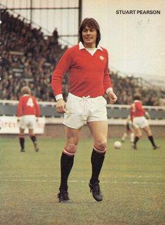 Stuart Pearson, Manchester United (1974)