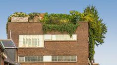Der Dachgarten von Jan und Kristina Engels in Antwerpen - Design & Wohnen