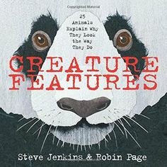 If you're looking for a nonfiction title for young children, the newest Steve Jenkins/Robin Page book has a delightful format--the authors pose very short letters to animals (ie: Dear sun bear:  Why is your tongue so long?) and the animals provide short, simple answers to how their features serve them well.  Great for opening up discussions about form and function, as well as inviting children's own theories.