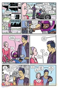Preview: Jem and the Holograms #3, Page 4 of 6 - Comic Book Resources