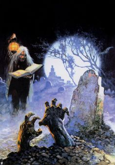 Tales From The Crypt - Frank Frazetta