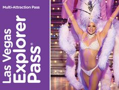 With The Las Vegas Explorer Pass you can save up to 55% off retail prices on tickets to some of the most popular attractions in the Entertainment Capital of The World.  Buy now and save E-Tickets Now Available Get Your Pass Instantly!