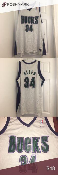 Ray Allen Milwaukee Bucks Nike Jerseys Ray Allen Milwaukee Bucks Nike Jerseys Nike Shirts