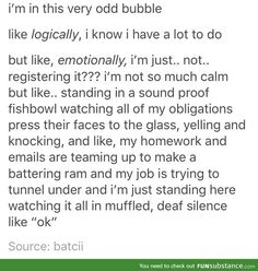 SOMEONE PUT IT IN WORDS #INTP