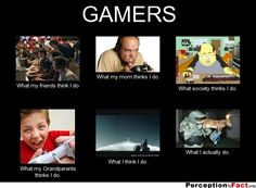 Gamers get a bad rap for being too quiet and bad at interacting with people. In fact its the opposite. Gamers are some of the most well versed people when it comes to communication, especially when it comes to meeting and interacting with strangers. Gamers encounter 100's of new people everyday when they play and form bonds with those people! Just like people that don't play games interact best with people they can relate to, this is all the gamers do, relate to those who enjoy the same…