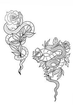 snake tattoo concept - gorgeous snake tattoo concept -gorgeous snake tattoo concept - gorgeous snake tattoo concept - - No photo description available. Snake And Flowers Tattoo, Snake Tattoo, Flower Tattoos, Tattoo Arm, Body Art Tattoos, Tattoo Drawings, Small Tattoos, Sleeve Tattoos, Mini Tattoos