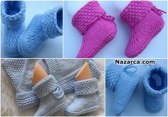 Baby Knitting Patterns, Fingerless Gloves, Arm Warmers, Socks, Fashion, Shoes, Outfits, Knitted Baby, Outfit