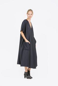 3-Way Kimono Dress by Suzanne Rae #kickpleat #suzannerae