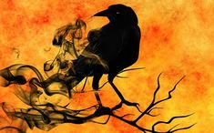 Buy Crow with Black Smoke - Birds Paint By Number kit or check our new modern collections for adults paint by numbers. Relax and enjoy your canvas painting Smoke Painting, Blue Painting, Inspire Me Home Decor, Hanging Art, Tapestry Wall Hanging, Wall Hangings, Samhain, Steampunk, Cheap Wall Tapestries