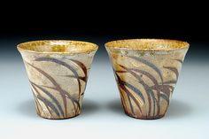 Michael Kline - Cups by Bulldog Pottery, via Flickr