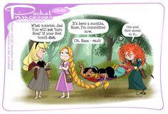 Disney Princess Cartoons, Disney Princess Pictures, Disney Princess Art, Disney Fan Art, Disney And Dreamworks, Disney Cartoons, Disney Pixar, Funny Princess, New Pocket Princess