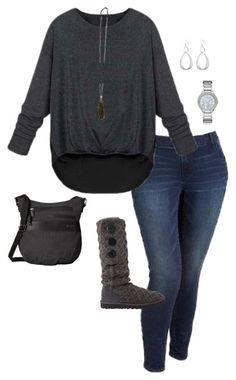 60 Trendy ideas dress plus size winter michael kors - Plus size fall fashion - Outfits Plus Size, Dress Plus Size, Curvy Outfits, Mode Outfits, Casual Outfits, Plus Size Winter Outfits, Casual Wear, Plus Size Jeans, Big Girl Fashion