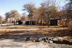 #Khaudum #Campsite @Khaudum National Park in #Namibia - For a Khaudum Travel Guide visit www.safaribookings.com/khaudum With reviews, Photo's and more!