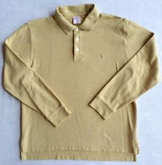 Mens Size M Brooks Brothers 346 Original Fit Long Sleeve Polo Shirt. $19.99